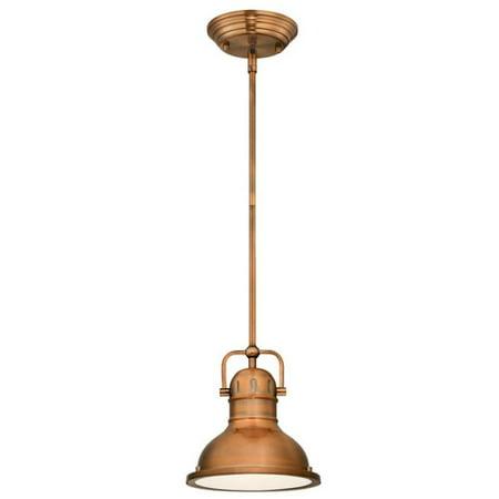 Westinghouse Lighting Boswell 1 Light Mini Pendant