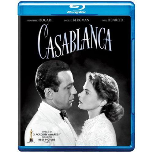 Casablanca (70th Anniversary) (Blu-ray) (Full Frame)
