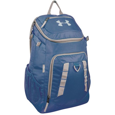 Under Armour UASB-UBP-SC Undeniable Pro Baseball Softball Bat Backpack, (Best Bat Bags For Softball)