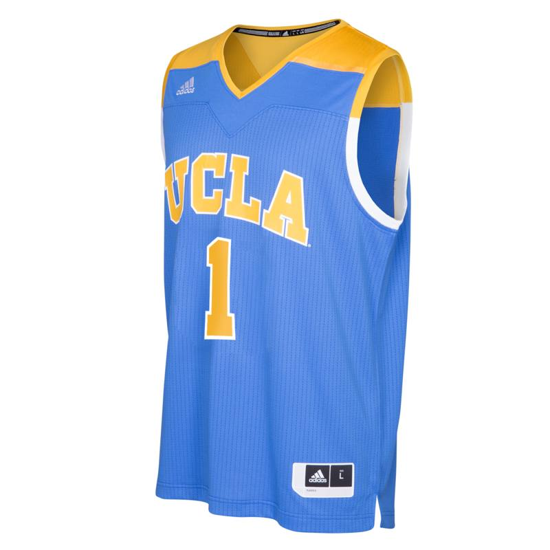Adidas UCLA Bruins March Madness Replica Jersey (Blue)