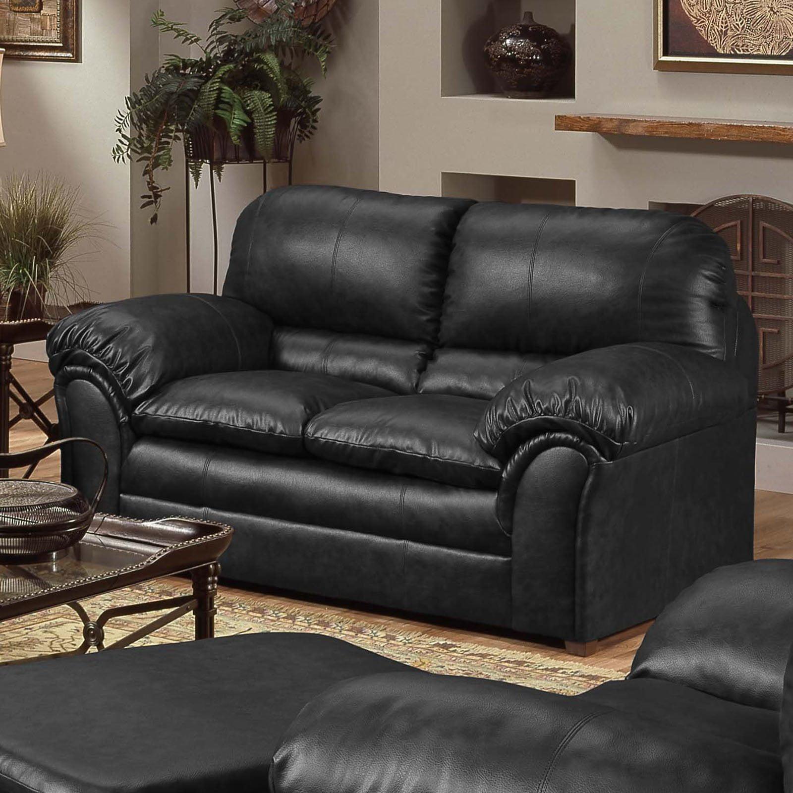 United Furniture Simmons Upholstery Geneva Loveseat