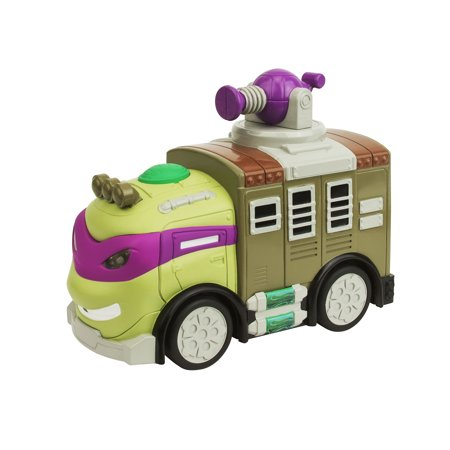 Teenage Mutant Ninja Turtles lights and sounds Combat Trucks - Donatello