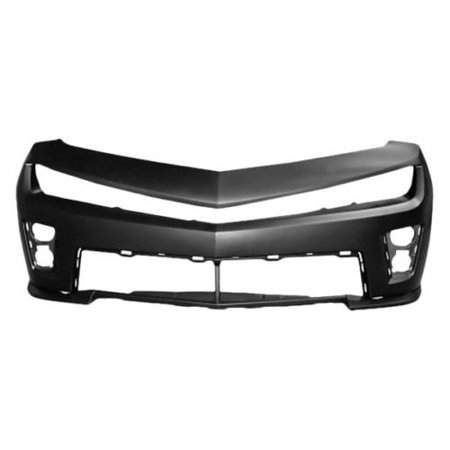 NEW FRONT BUMPER COVER PRIMED FITS 2012-2015 CHEVROLET CAMARO 22831868