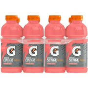 Gatorade Thirst Quencher Sports Drink, Fruit Punch + Berry, 20 oz Bottles, 8 Count