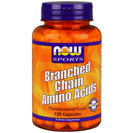 Now Foods Branched Chain Amino Acids  120 Ct