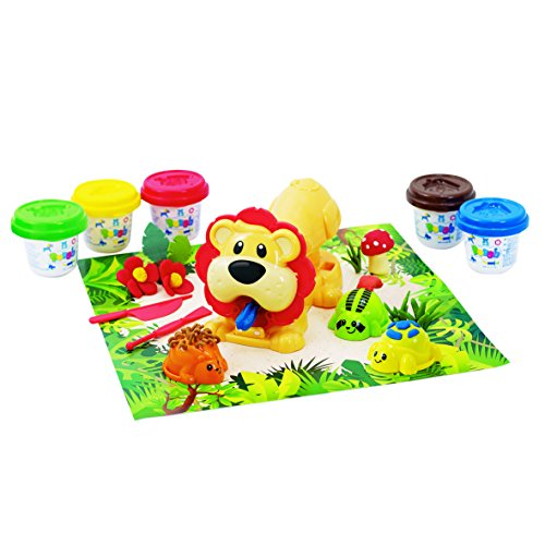 Playgo Jungle Animal Press - Clay Dough - image 1 de 1