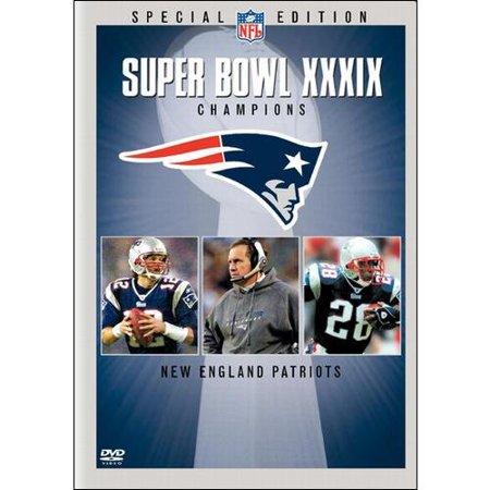 Nfl  Super Bowl Xxxix  Special Edition