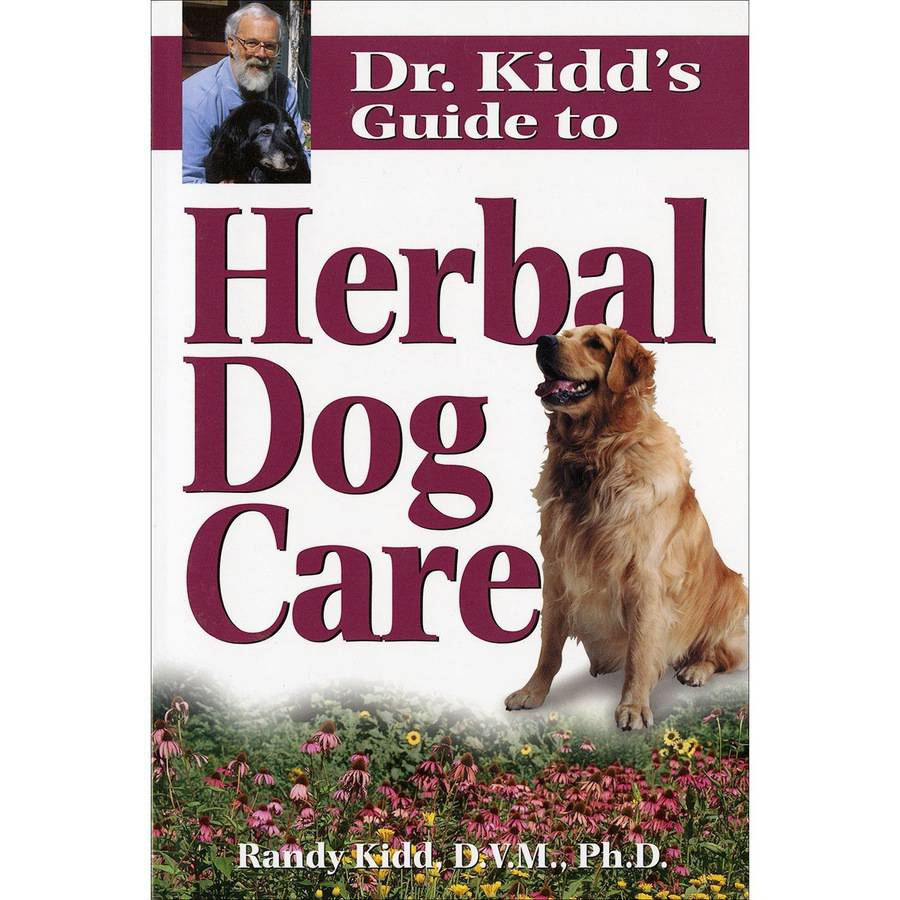 Storey Publishing-Herbal Dog Care, Pk 1, Storey Publishing
