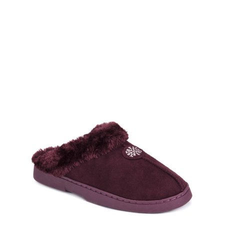 Women's Clog with Fur Lining (Fur Trimmed Clog)