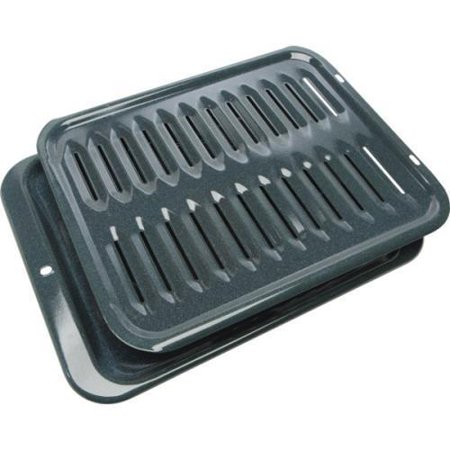 Oven Broiler Pan & Rack (Best Non Stick Broiler Pan)