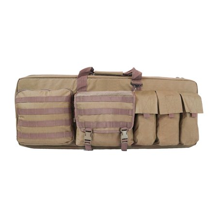 Every Day Carry 36  Triple Rifle Soft Case With Detachable Sniper Mat