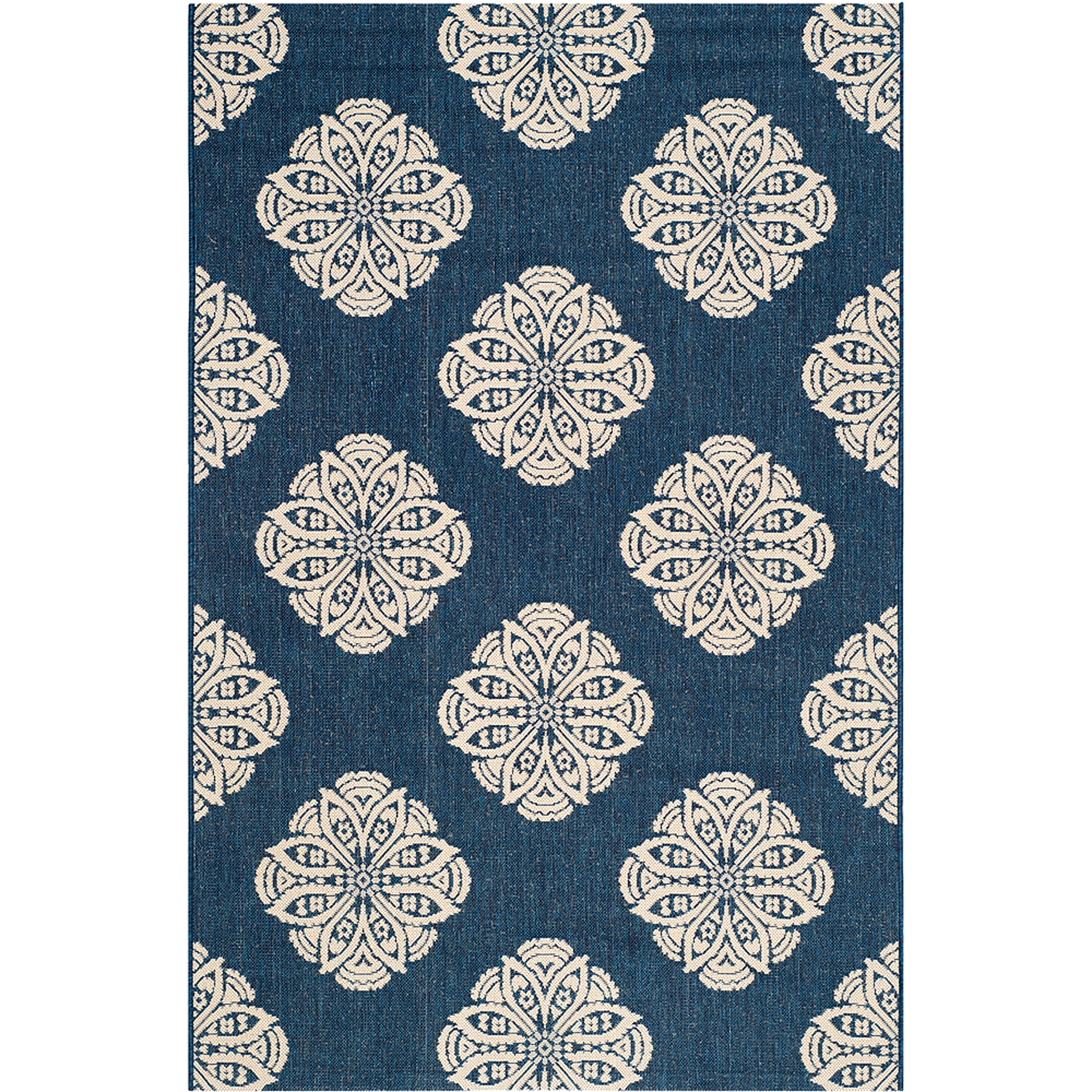 Better Homes And Gardens Medallion Indoor/Outdoor Area Rug   Walmart.com