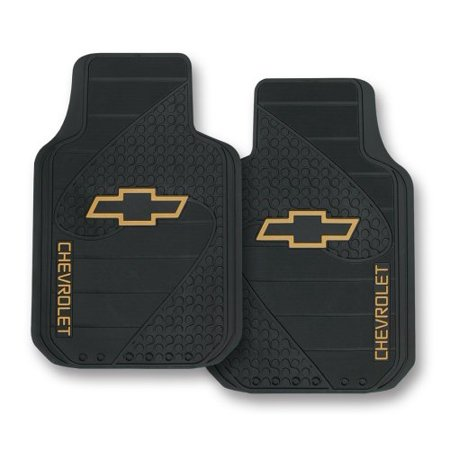 Chevy Factory Style Trim To Fit Molded Front Floor Mats