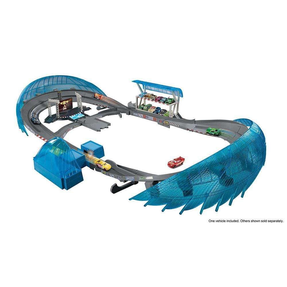 Disney Pixar Cars 3 Ultimate Florida Speedway Track Set by Mattel
