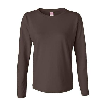 9aedac2c2 Lat - 3588 LAT T-Shirts - Long Sleeve Women s Long Sleeve Premium ...