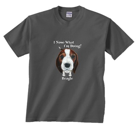 I Nose What I'm Doing!Beagle T-Shirt