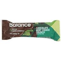 Balance Bar , Chocolate Mint Cookie Crunch, 1.76 Oz, Pack Of 6