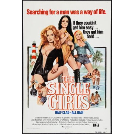 Single Girls The Movie Poster 24X36