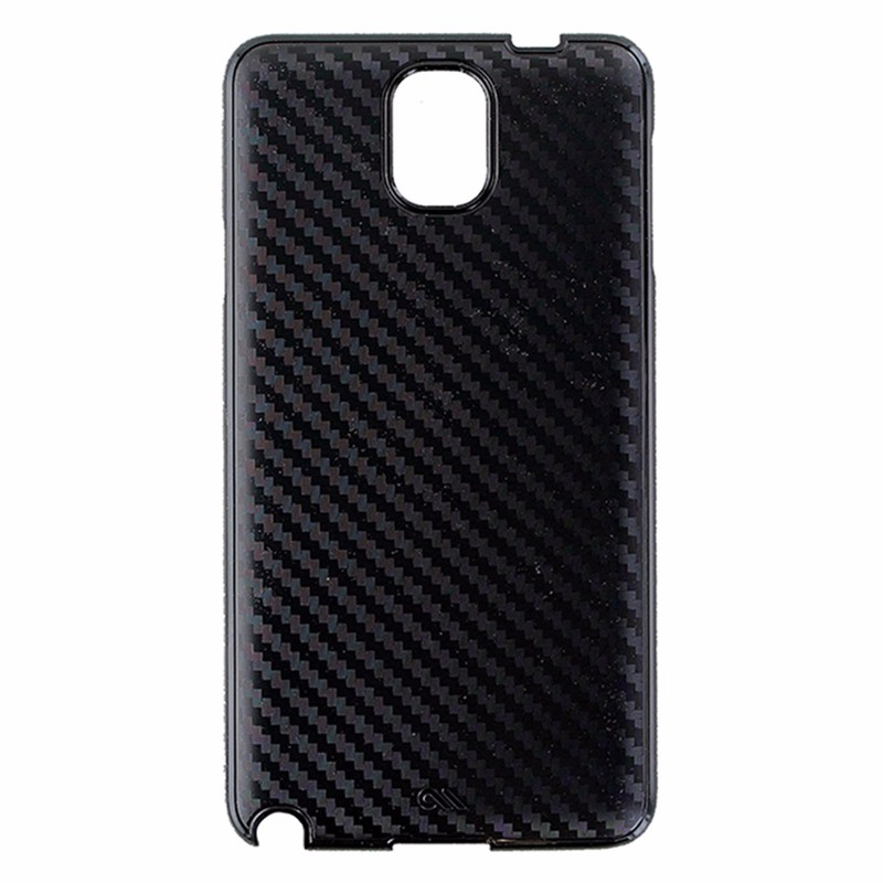 Case-Mate Barely There Hardshell Case for Samsung Galaxy Note3 - Black / Carbon