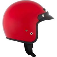 CKX Solid VG200 Open-Face Helmet