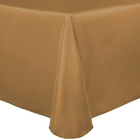 4dr Red Clear Led - Ultimate Textile Bridal Satin 90 x 156-Inch Rectangular Tablecloth
