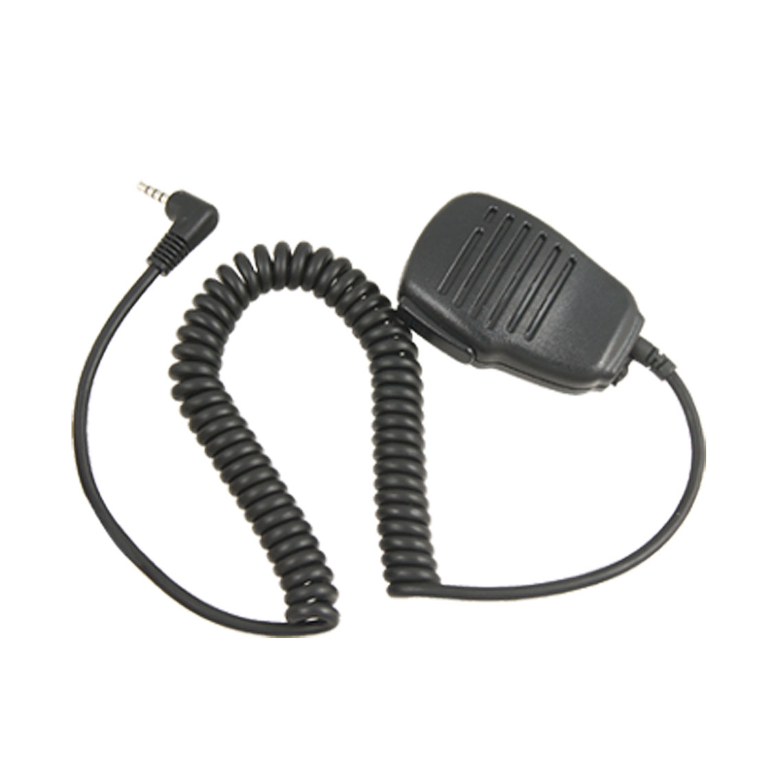 Unique Bargains Blk Walkie Talkie Handheld Speaker Mic for Yaesu VX351