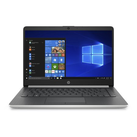 HP 14 Slim Ryzen 3 3200U, AMD Radeon™ Vega 3 Graphics, 4GB SDRAM,128GB SSD, Whisper Silver 14-dk0022wm