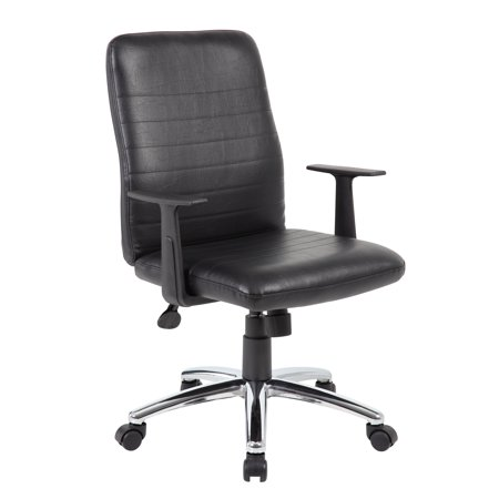 Boss Office Home Go Retro Desk Chair With Arms