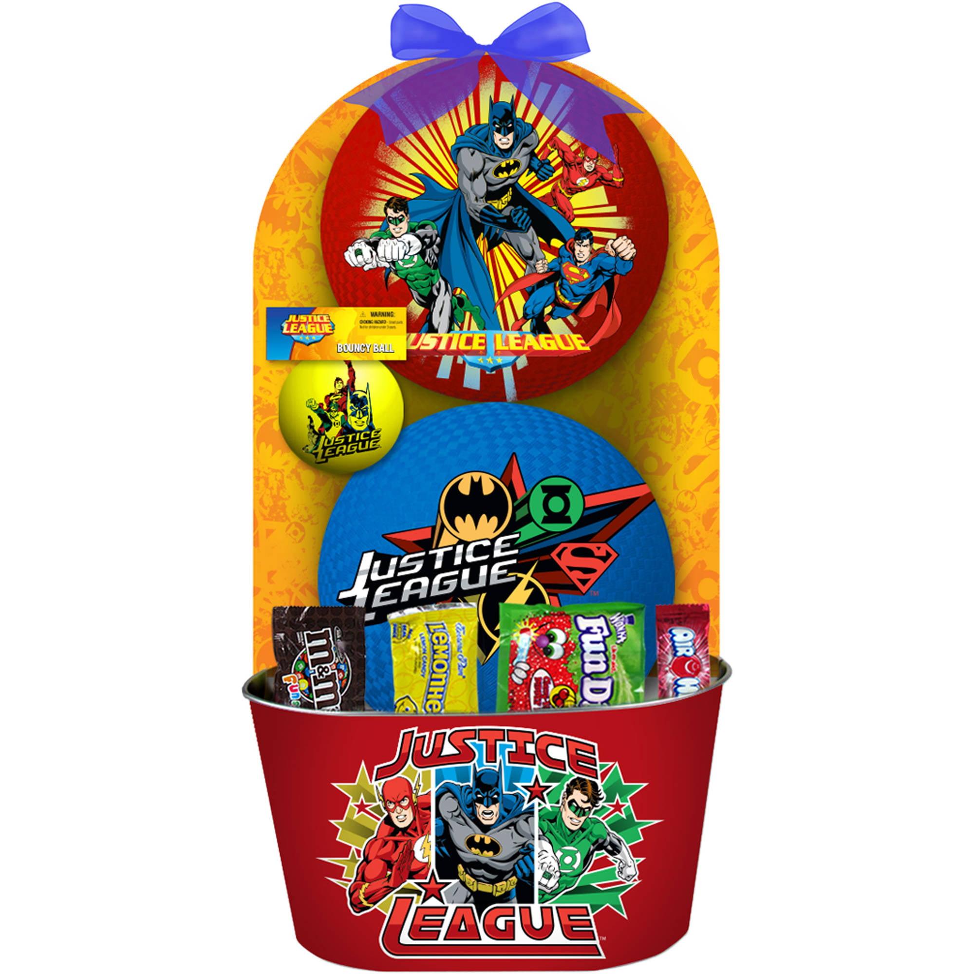 Justice League Easter BasketPc