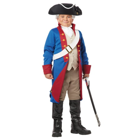 Colonial Tricorn Hat (Child Tricorn Black Hat by California Costumes)