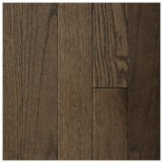 "Mullican 159-Mu-Oa-3-D Muirfield 3"" Wide Smooth Solid Oak Hardwood Flooring - Brown"