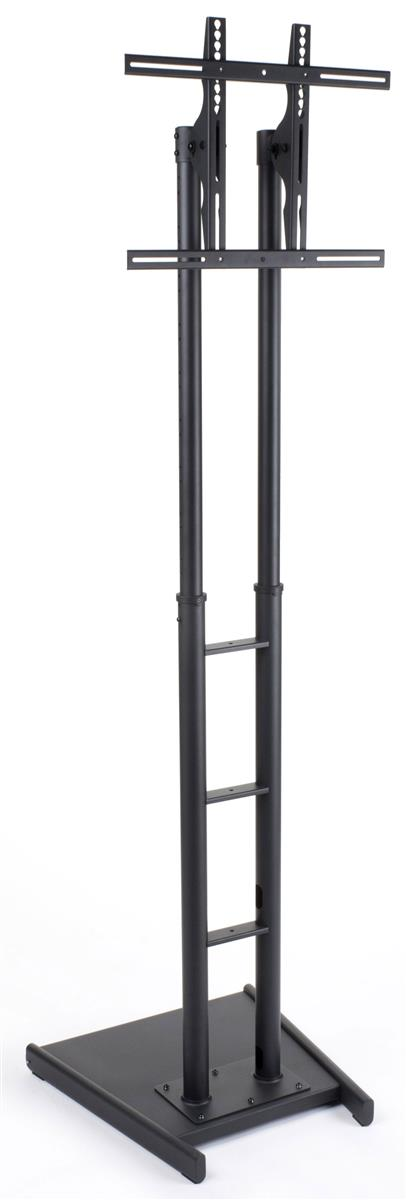 Digital Television Display Stand for 32� to 84�+ Monitors, Counter-Weighted Base for Window Displays, Height Adjustable,... by Displays2go