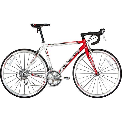 Genesis G500 700c Men's Road Bike, Red