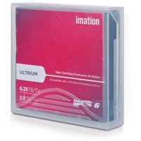 IMATION 29133 Tape, LTO, Ultrium-6, 2.5TB-6.25TB WORM, METAL PARTICLE - MP