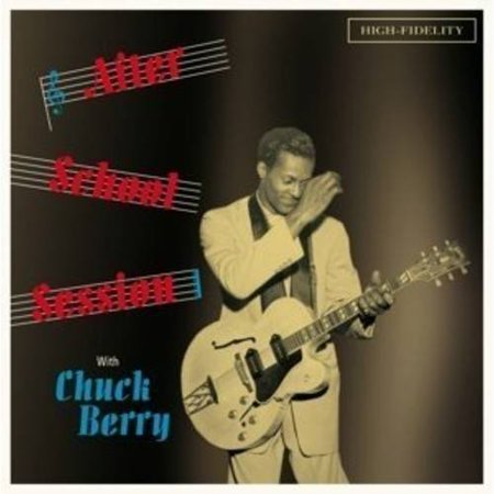 After School Session With Chuck Berry   4 Bonus  Vinyl