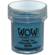WOW! Embossing Powder 15ml-Totally Teal