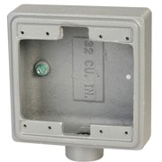 APPLETON ELECTRIC Weatherproof Electrical Box FS-2-75-A