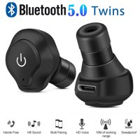 Mini Wireless Earbuds, EEEKit Bluetooth Earphones Wireless Invisible Headset Headphone with Mic Hands-free Calling Fit for iPhone Samsung and Android Smart Phones