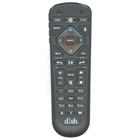 Dish-Network 54.0 HOPPER (p/n: 213154) Satellite Receiver Remote Control (new) (Dish Tv Hopper)