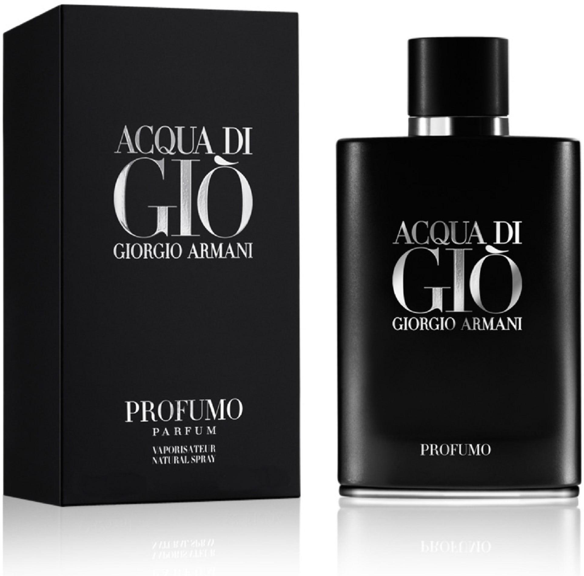 3 Pack Giorgio Armani Acqua Di Gio Profumo Parfum Vapo 25 Oz