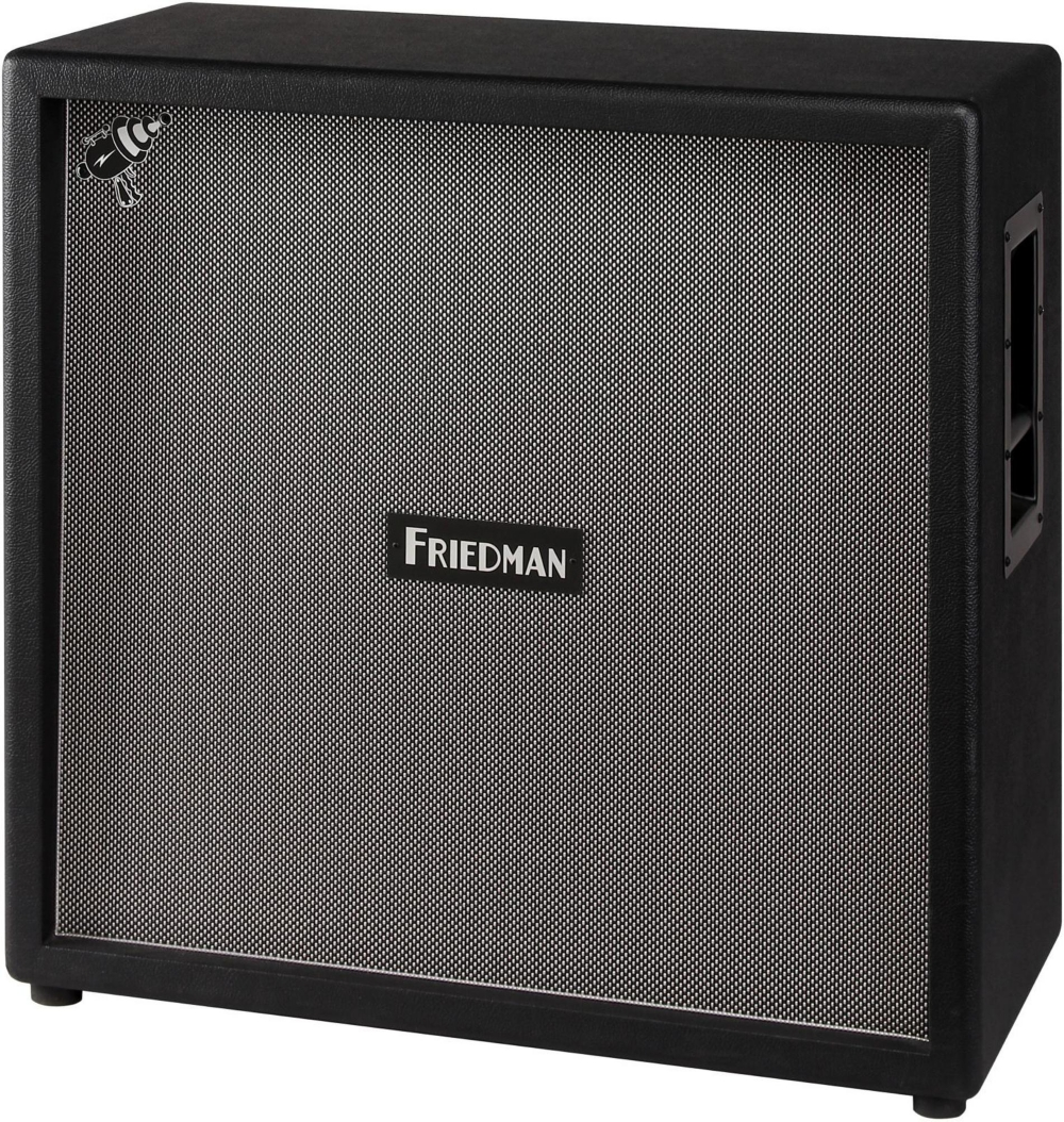 Friedman Steve Stevens Signature 4x12 Closed-Back Guitar Cabinet with Celestion Vintage... by Friedman