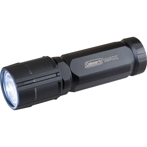 Coleman Max 150 Lumen Ultra High Power Aluminum LED Flashlight