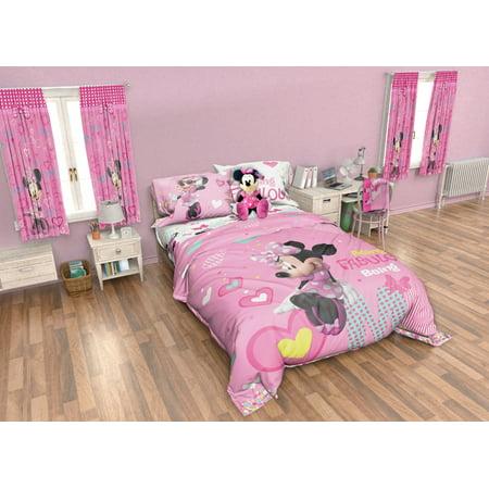 Disney's Minnie Mouse Kid's 8 Piece Bedroom Set