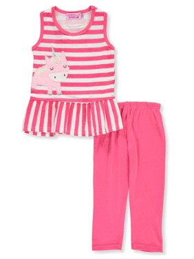 be4b132d2ad7 Product Image Zapalla Baby Baby Girls' 2-Piece Leggings Set Outfit