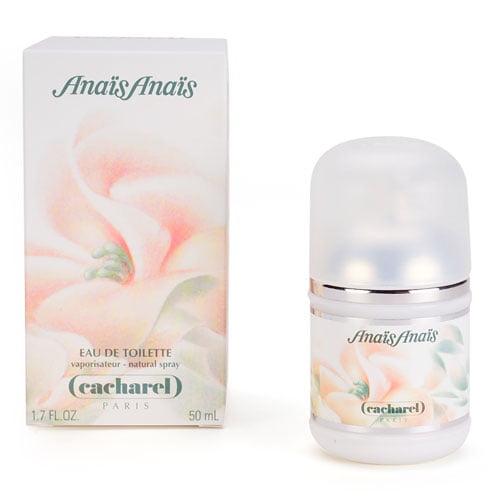 Anais Anais by Cacharel for Women Eau De Toilette Spray, 1.7 Ounce