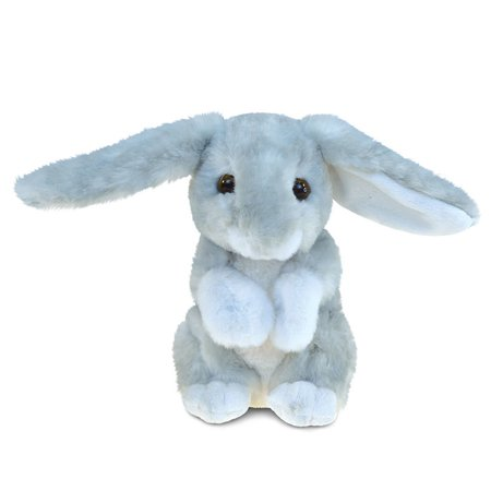 Super Soft Plush Grey Rabbit - Super Pet Rabbit Toy