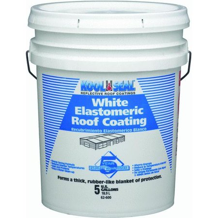 - Acrylic Elastomeric Roof Coating
