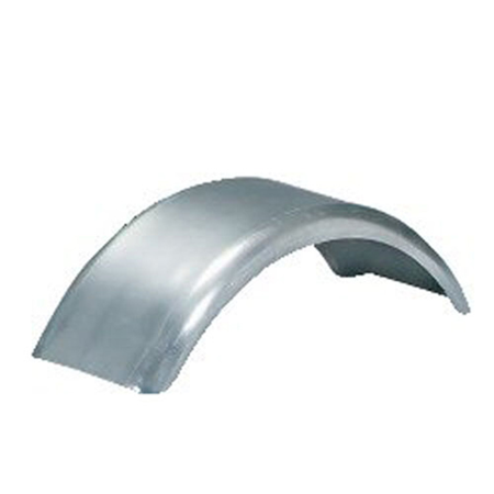 CE Smith Paintable 16 Gauge Galvanized Steel Round Fender (Paintable Housing)