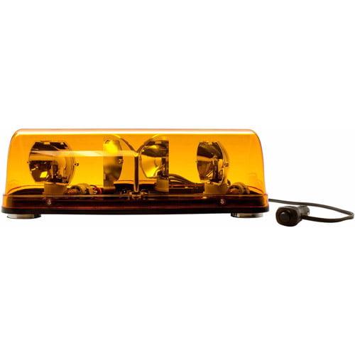 Blazer C4500AW Amber Mini Revolving Light Bar