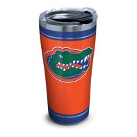 NCAA Florida Gators Campus 20 oz Stainless Steel Tumbler with lid